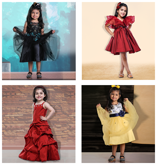 Girl's Frocks & Dresses