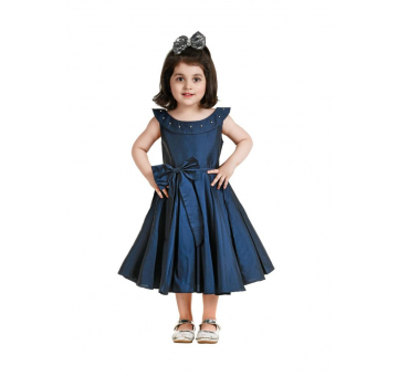 Jelly Jones Navy Diamond Dress