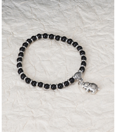 Little Elephant Charm Smart Bracelet