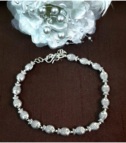 Meen Charm Single Anklets