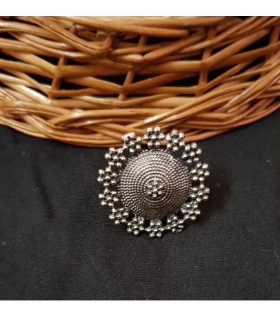 Oxidized Etch Adjustable Ring