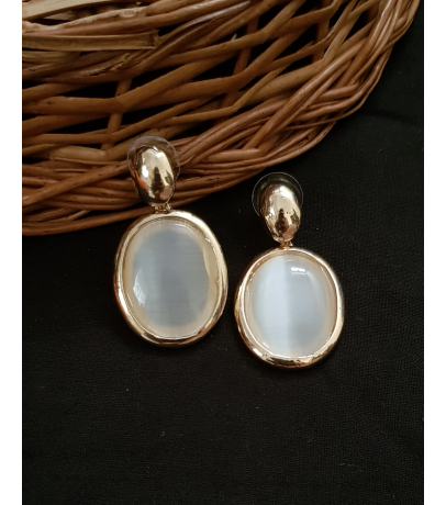 Tish Handcrafted Stone Earrings